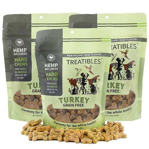 Treatibles Travel/sample Packs (1oz) bag