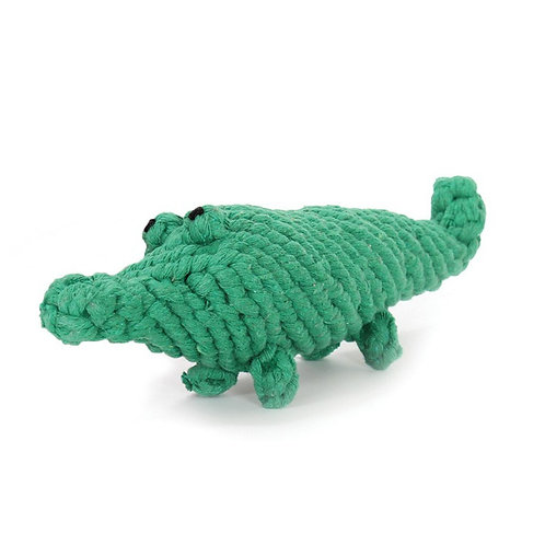 Harry Barker Cotton Rope Alligator