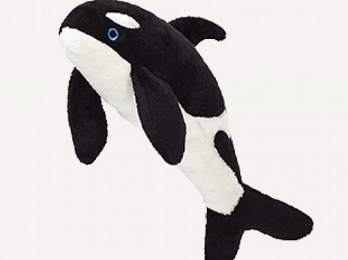Fluff & Tuff Willie the Orca Whale