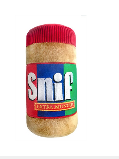 Sniff Peanut Butter Power Plush Toy (2 sizes)