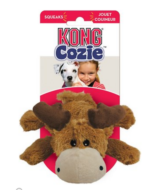KONG Cozie Marvin Moose (2 sizes)