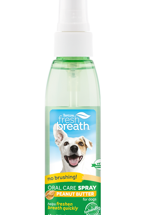Tropiclean Oral Care Spray for Dogs