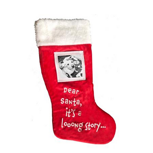 Pet Holiday Stockings