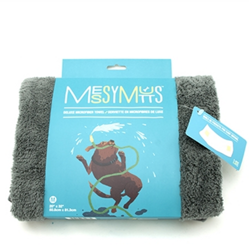 Messy Mutts Ultra Microfiber Towel