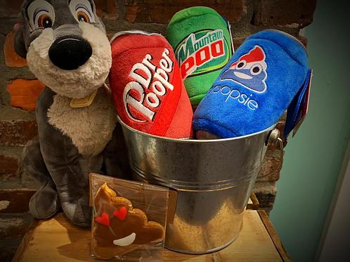 Soda Can Plush Toys (3 designs)
