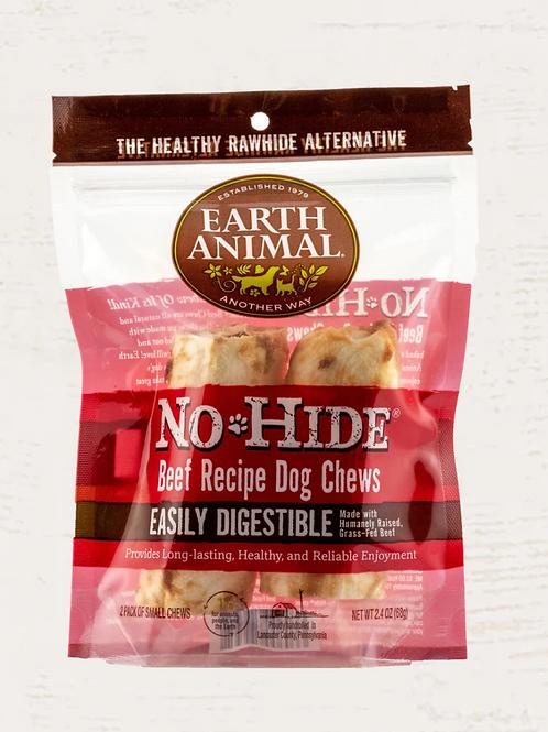 Earth Animal No-Hide Beef Chews  (2 sizes)