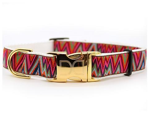 Diva Dog Metal Clasp Dog Collars (Size XL)