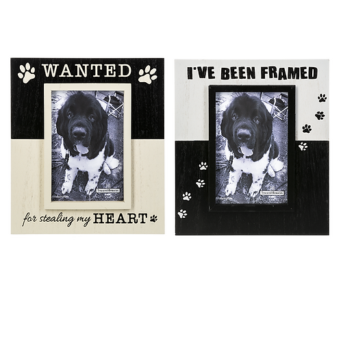 Dog Themed Pet Frames