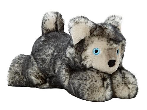 Fluff & Tuff Blanca Small Wolf