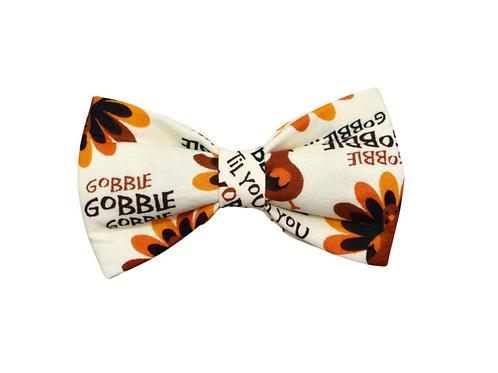 Bow Ties Halloween & Turkey day