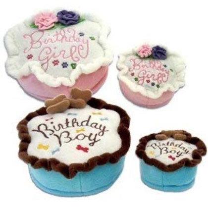 Birthday Cake Toys (2 sizes)