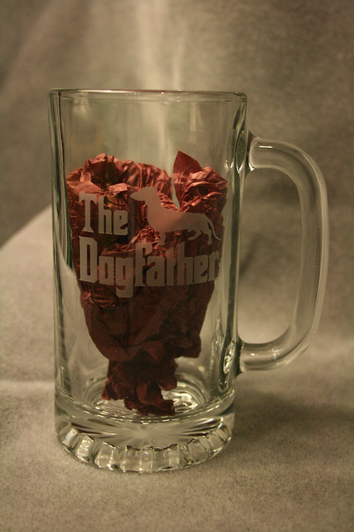 Beer Mug - Dog Designs