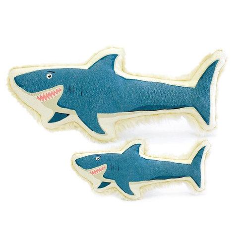 Harry Barker Fuzzy Shark (2 sizes)