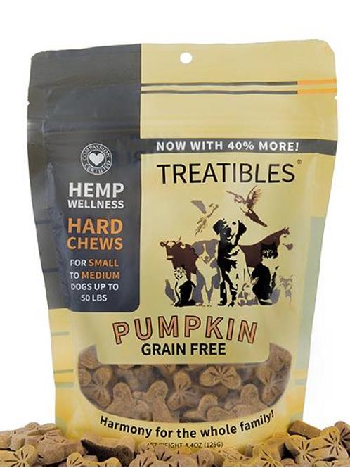 Treatibles Hemp Oil Treats (1 MG Pets under 50lb)