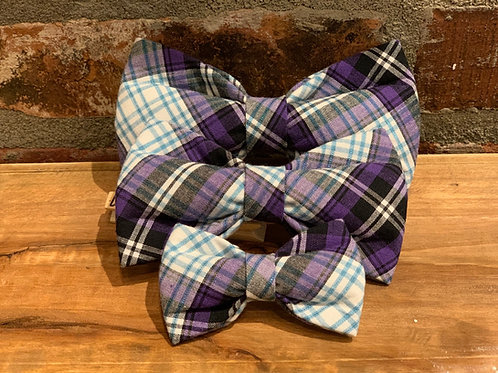 Bow Ties Plaid