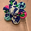 Thumbnail: Pampered Pooches Small Dog Collar Flowers 🌺