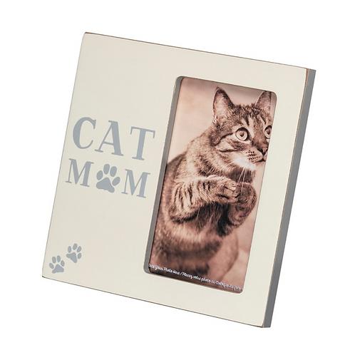 Cat Mom Plaque Frame