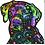 Thumbnail: Dean Russo Car Stickers (Brees H-Z)