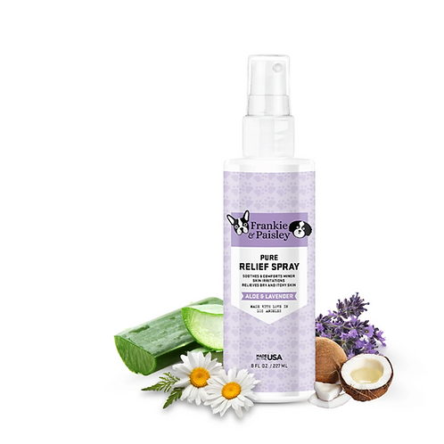 Pure Relief Hot Spot Spray - Aloe & Lavender (8 oz)