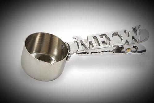 MEOW Pet food scoop & clip