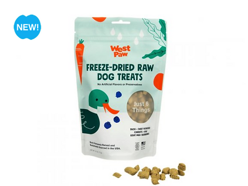 West Paw Freeze Dried Duck Superfood Treats
