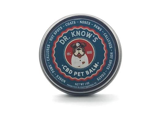 Dr. Know's Pet CBD Balm