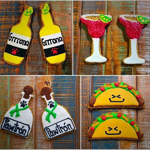 Taco Tuesday Cookies!