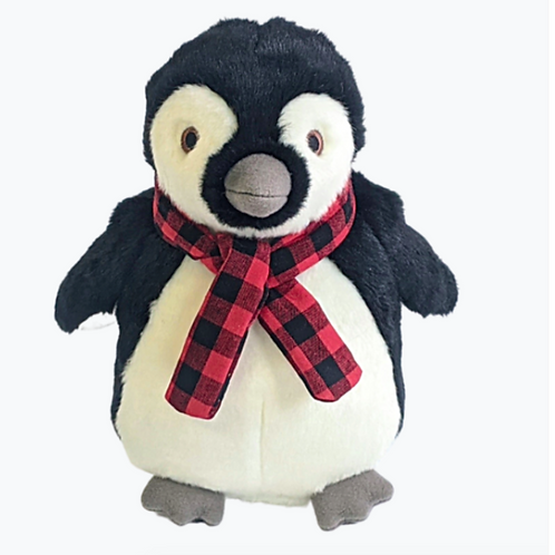 Fluff & Tuff Holiday Topper Penguin