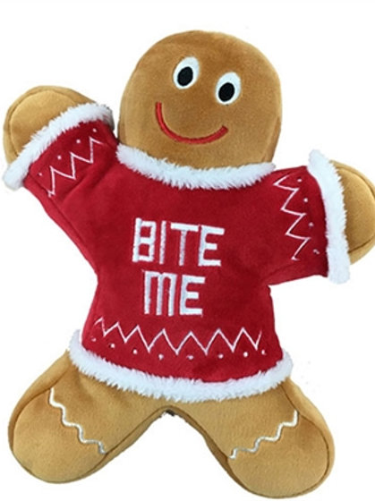 Bite Me Gingerbread Man
