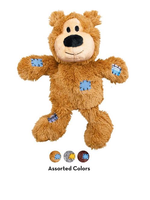 KONG Wild Knots Bear (4 sizes)