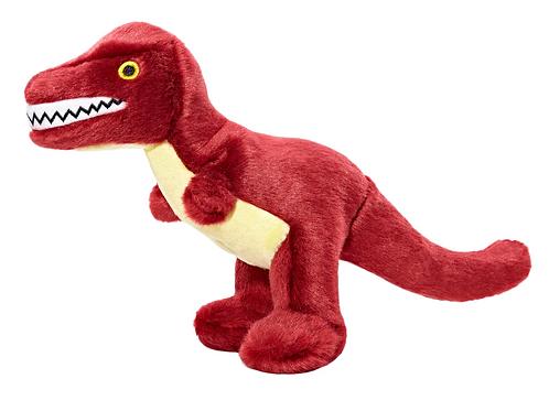 Fluff & Tuff Tiny T-Rex Dinosaur