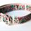 Thumbnail: Green Bean Hemp Dog Collar patterns  (1 inch width)