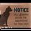 Thumbnail: Dog Speak Pallet Sign