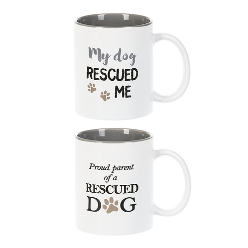 Rescue Themed Mugs