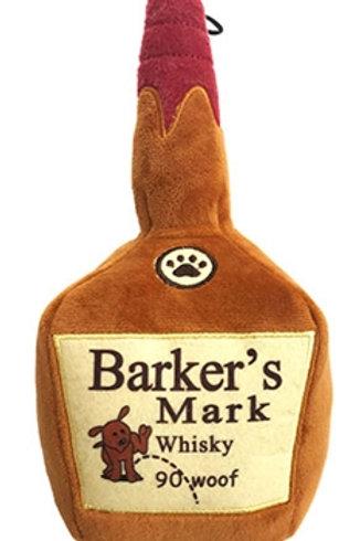 Barker's Bark Plush Toy (2 sizes)