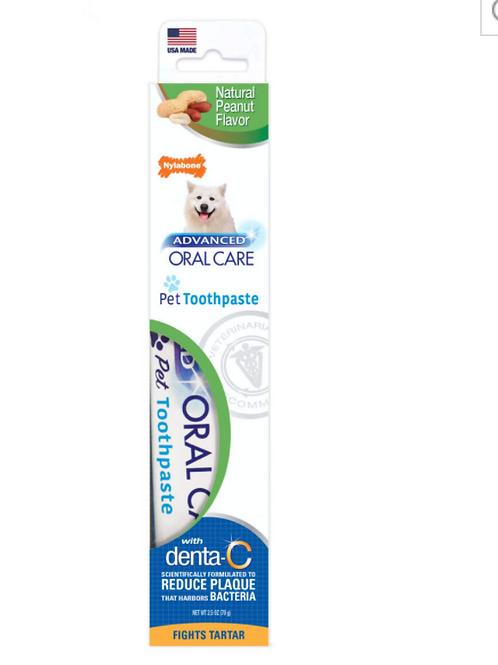Nylabone Advanced Oral Care Toothpaste 2.5 oz