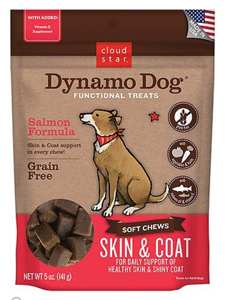 Cloud Star Dynamo Dog Skin & Coat Soft Che
