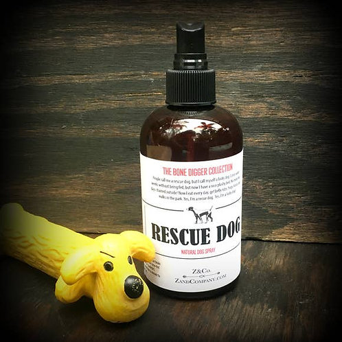 Rescue Dog Natural Cologne Spray