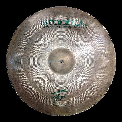 """Istanbul Agop 22"""" Signature Medium Ride ($1346.20)"""