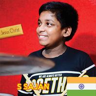 S Sajan - India.png