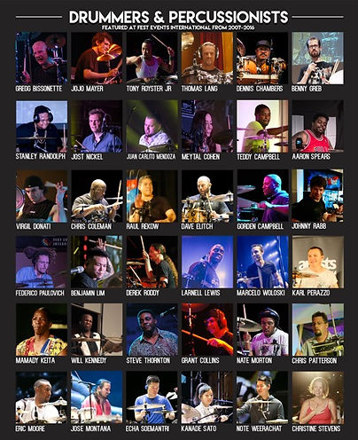 Drummers and Percussionists P1.JPEG