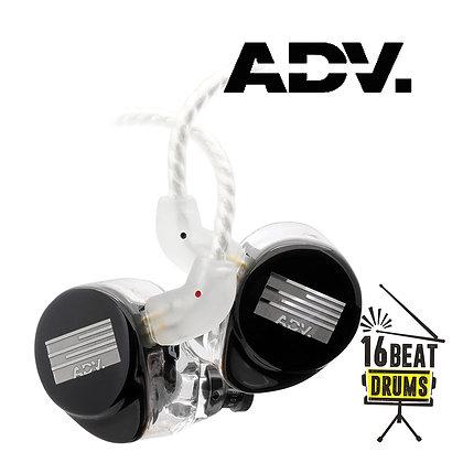 ADVANCED M5 1D Universal In-ear Monitors - Black