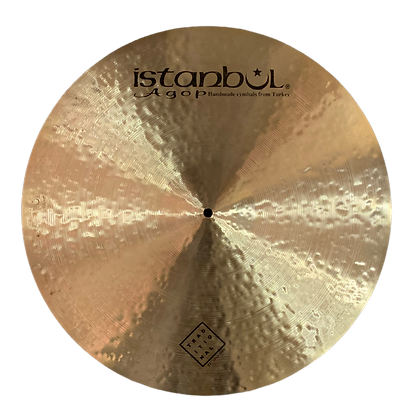 """Istanbul Agop 22"""" Traditional Jazz Ride ($1,174.75)"""