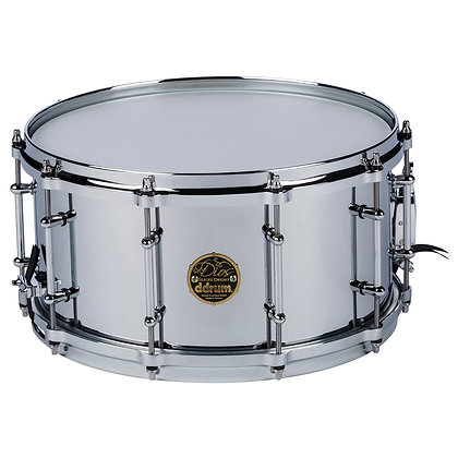 "DDRUM Dios Snare Drum - CAST STEEL 14""x7"""