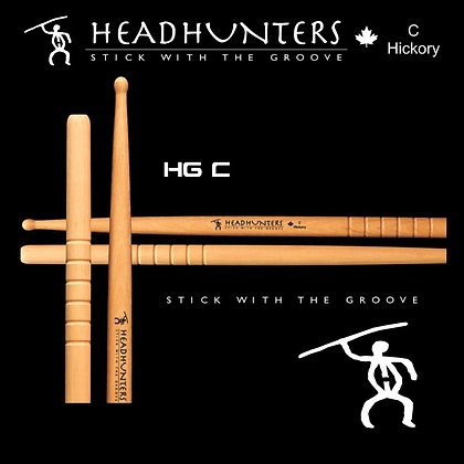 Headhunters Hickory Grooves C