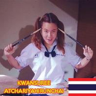 Kwansuree Atchariyahirunchai - Thailand.