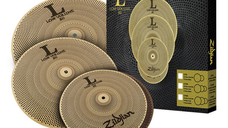 Zildjian L80 Low Volume Box Set