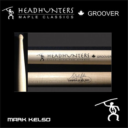 Headhunters Maple Classic Mark Kelso Groovers
