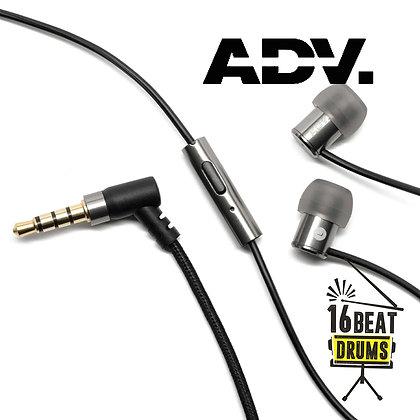 ADVANCED 1M Micro Aluminum In-ear Monitors