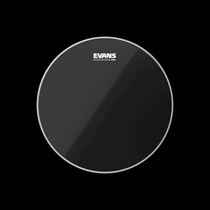 Evans Black Chrome Clear